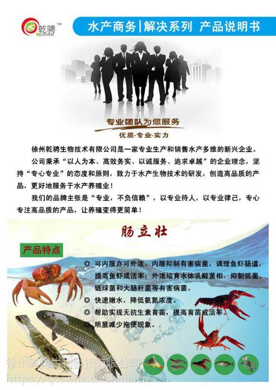 乾骋生物-解决5号肠立壮 调理鱼虾肠道 提高鱼虾成活率 水产专用