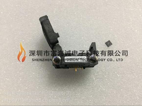 Plastronics IC插座 28QN50TS14040 QFN28PIN 0.5MM间距
