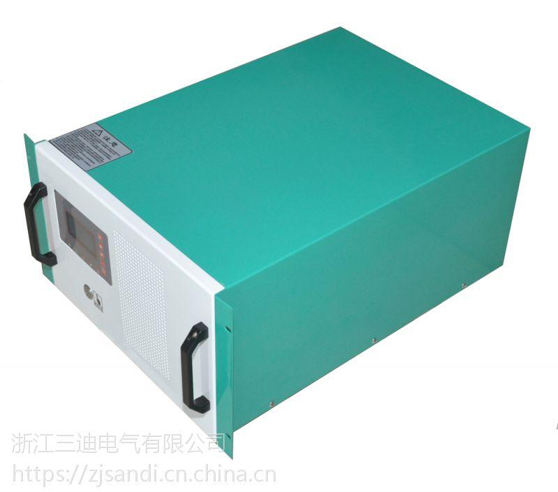三迪专业生产机架式电力逆变器 工频通信逆变器1KW-10KW