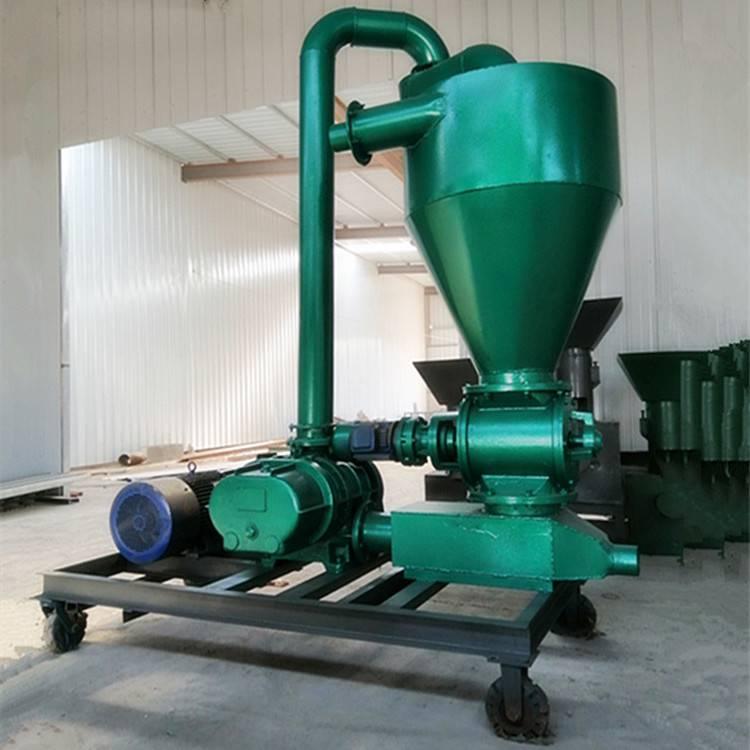 [都用]不锈钢化肥颗粒吸粮机 气力输送机型号 油菜籽气力吸粮机