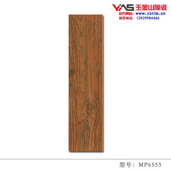木纹地砖定制、灰木纹地板砖、玉金山福建瓷质木纹地板砖定制A