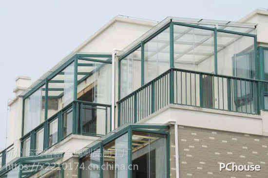 深圳铝合金雨水槽厂家直销屋檐排水