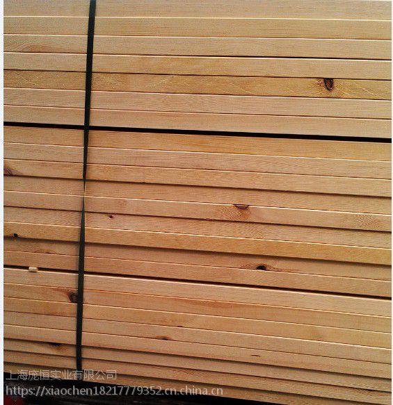 花旗松工程木方 胶合免检木方 建筑工地熏蒸木方 木方厂家