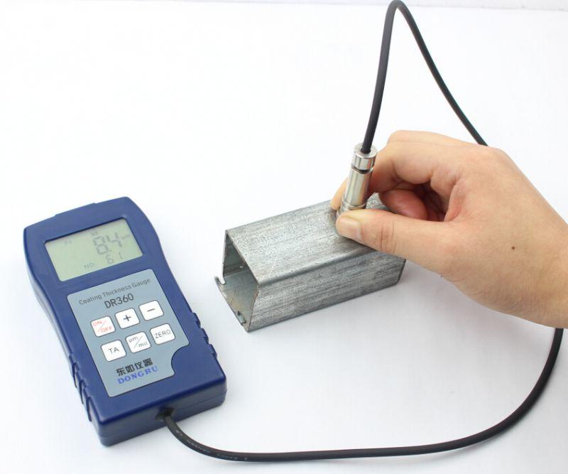 钢材铁材专用涂层测厚仪,镀铬、锢测厚仪,油漆测厚仪