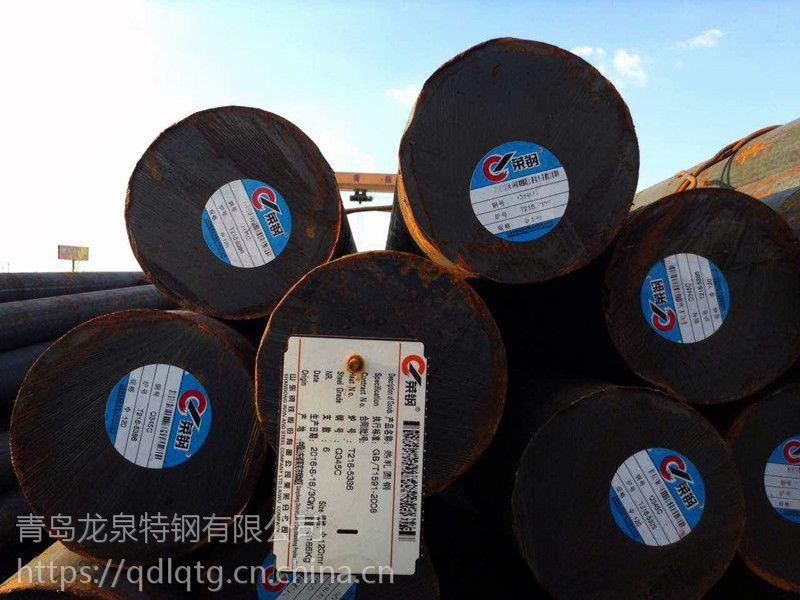 潍坊钢厂代理-厂家供应弹簧钢60Si2Mn-特殊钢物美价廉