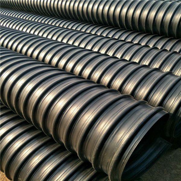 天水排污钢带双壁波纹管有什么优点