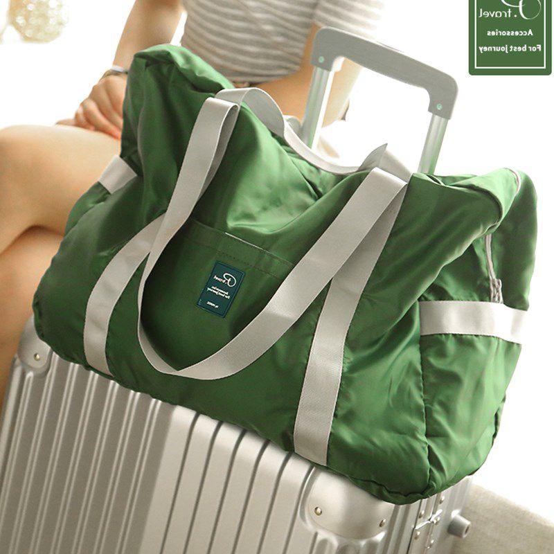 【行李包袋贴牌加工定制logo】深圳箱包厂家 定做大容量尼龙旅行包