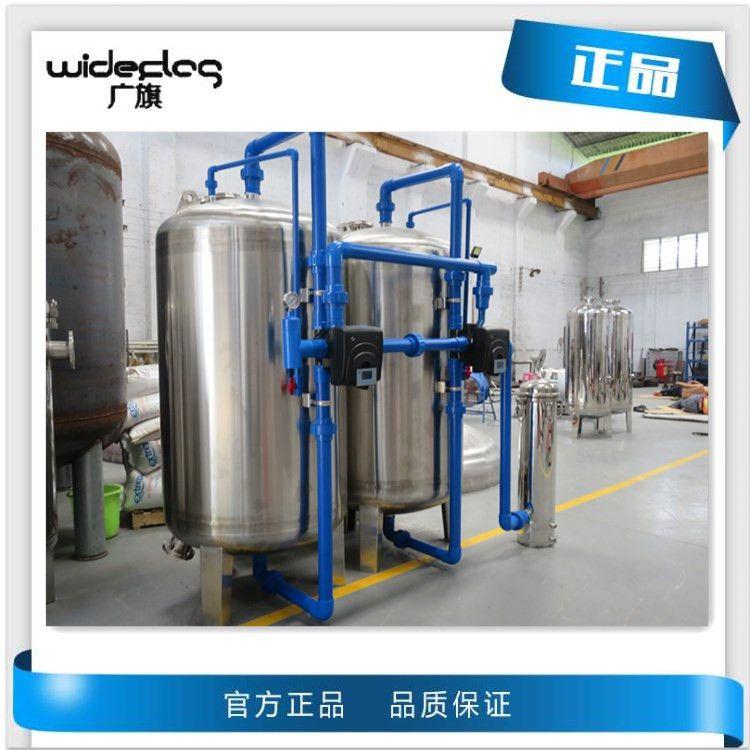 正品供应 江苏大型污水水处理过滤器 304不锈钢多介质机械过滤器工业净水设备 脉德净