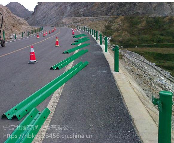青岛优质护栏板/世腾波形护栏厂家直销