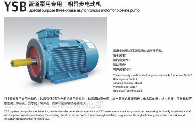 山东开元电机有限公司 180M-4-18.5KW 三相异步电机 高效节能01842