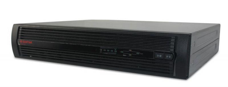 美国山特C1KR 1KVA/800W 机架式UPS电源 /山特机架1K标准型