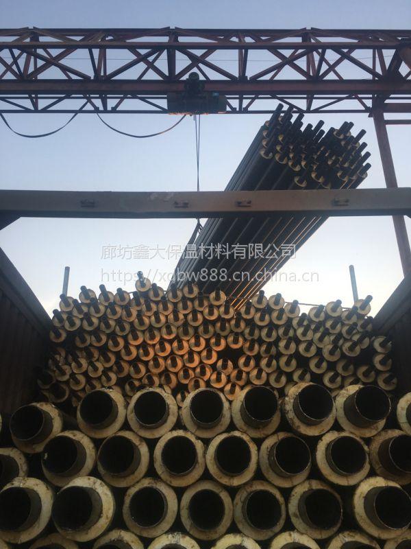 热力管道直埋保温管低价销售