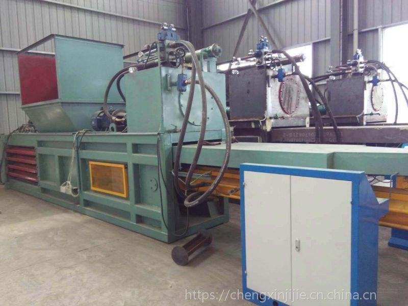 河南郑州宝泰机械半自动废纸打包机转让欢迎采购