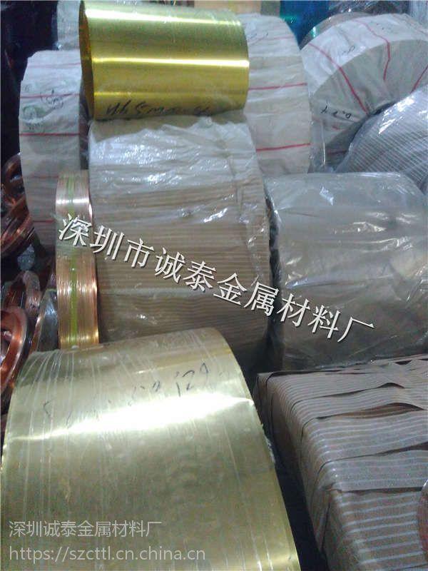 紫铜卷料宽度任意分条 T2红铜带价格 变压器紫铜片0.3 0.65 0.7mm