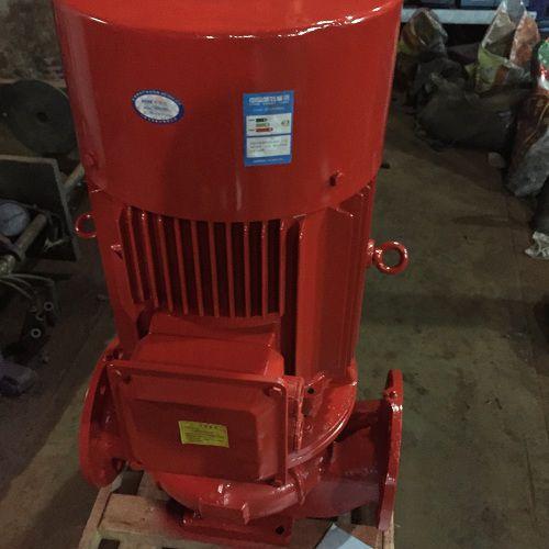 立式自喷水泵XBD10.8/15G-80L消防水泡泵厂家直销消防泵喷淋泵