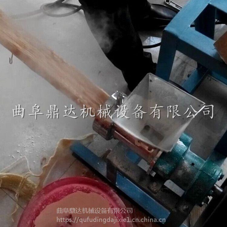 热销小型面粉膨化机 多种磨具玉米膨胀机 鼎达款式齐全