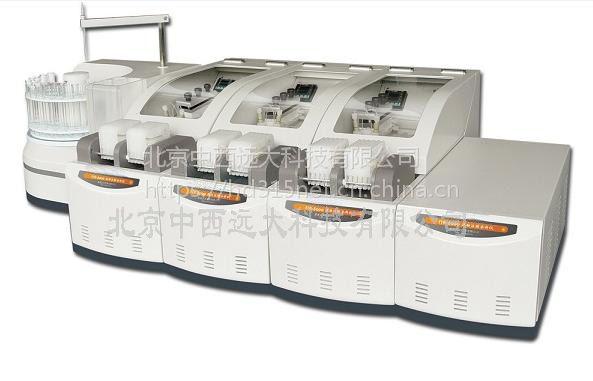 中西 全自动流动注射分析仪 型号:FIA-6000 库号:M407064