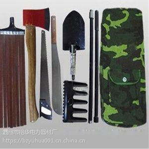 防汛救灾工具包 防汛组合工具包种类便携式工具包(组合包)