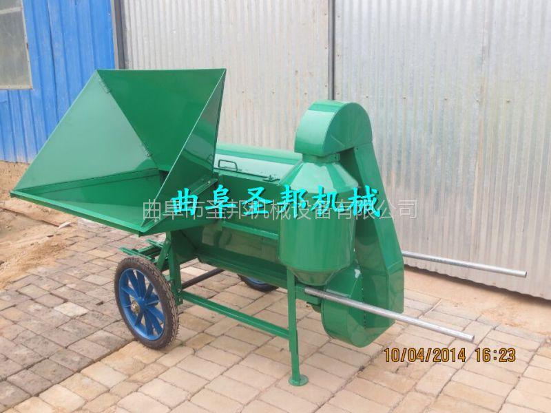 中型柴油多功能脱粒机 粮食脱粒机厂家