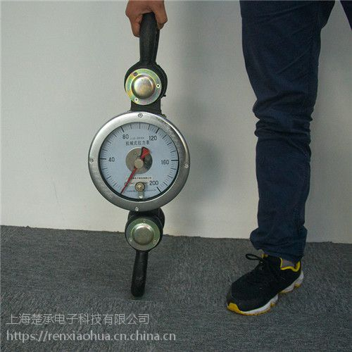 1-20T标准拉力计机械式拉力表报价