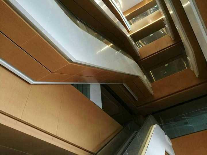 供应美容院外墙装饰用的铝板 酒店外墙铝单板