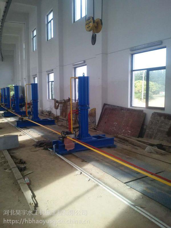河北省昊宇水工电动双向液压式启闭机一体机价格合理欢迎选购