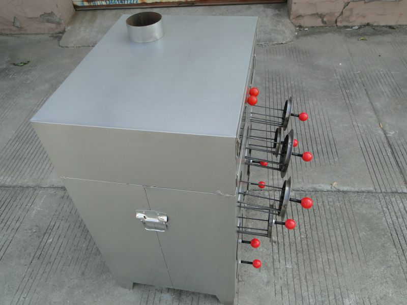 保温式三层九孔碳烤地瓜炉 厂家直售 批发代理图片