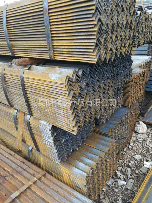 贵州红果角钢批发价格/材质Q235B/规格40x40x4.0mm