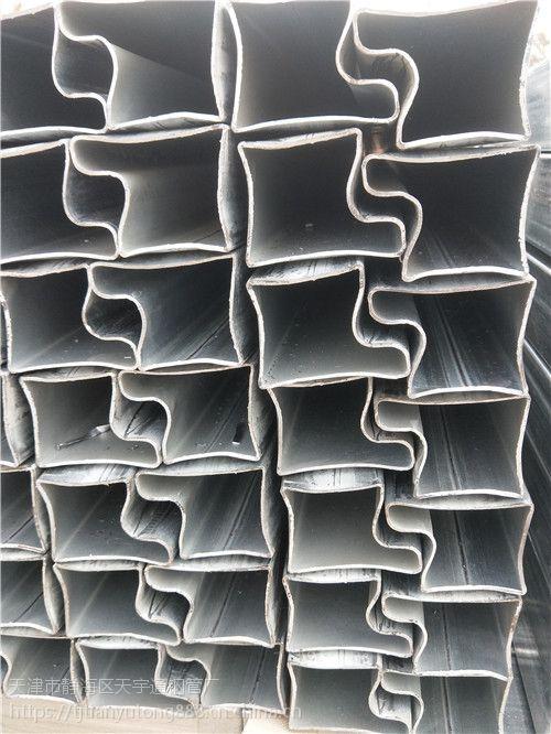 50*90P型管厂家,P形钢管生产厂家18722109971