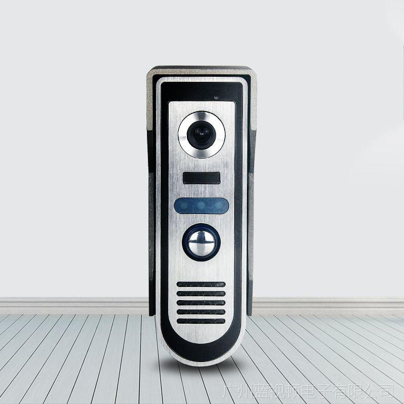 朝鲜专供版 可视门铃  可视对讲室内机触摸键 TK-790DV+816C