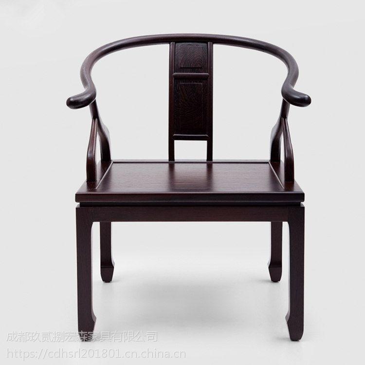重庆新中式、古典中式家具定做 重庆民宿客栈家具定制