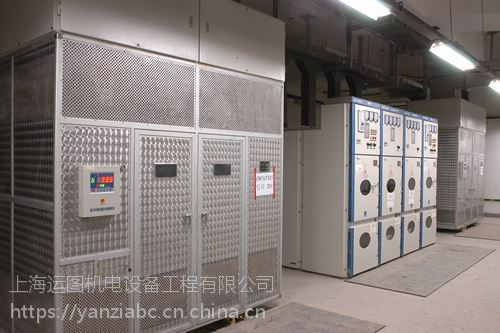 维谛机房空调维护保养丨运图机电