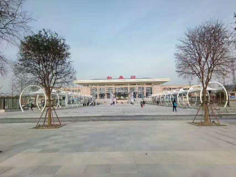 阳江市阳西县膜结构厂家建筑环境与可持续发展的张拉膜具有鲜明的时代特征