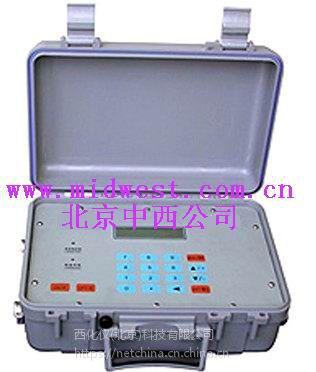 中西dyp 时差便携式超声波流量计(中西器材) 库号:M357290