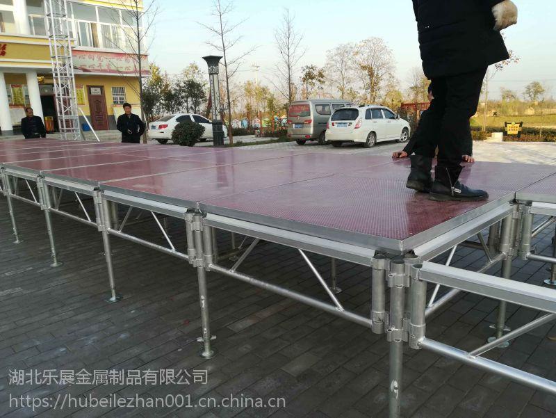 厂家直销铝合金舞台,活动拼装舞台,婚庆t台