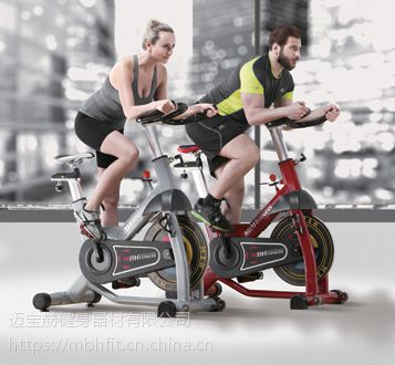 【迈宝赫动感单车M-5807,健身必备健身器材图