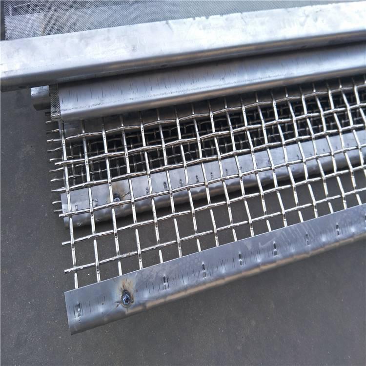 停车场钢格栅板 平台钢格栅板规格 楼梯踏步板材质