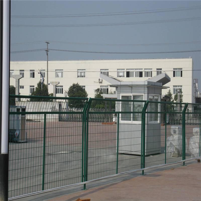 厂区围墙网 蓝色护栏 哪里生产护栏网