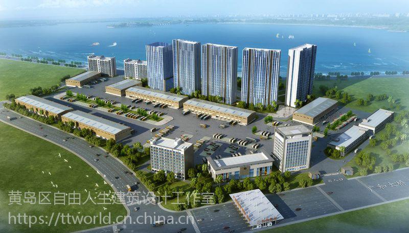承接工厂效果图、生态园规划、建筑与景观设计!企业大门、钢结构大门设计!不求赚钱!收费低!