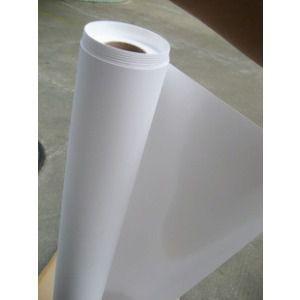 户内外写真材料 千帆背胶 pp纸 水白 水透 艺彩冷裱膜 工厂直销