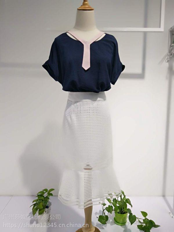 时尚品牌慕拉夏装女装折扣杭派精品女装走份特价批发
