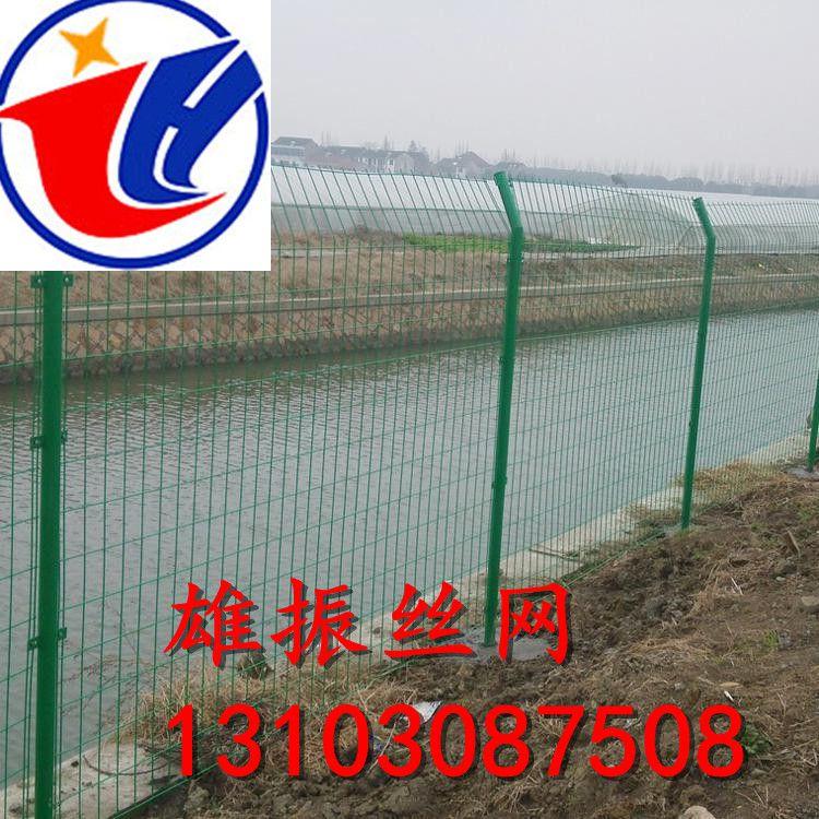 圈地铁丝网 围栏网 高速护栏网