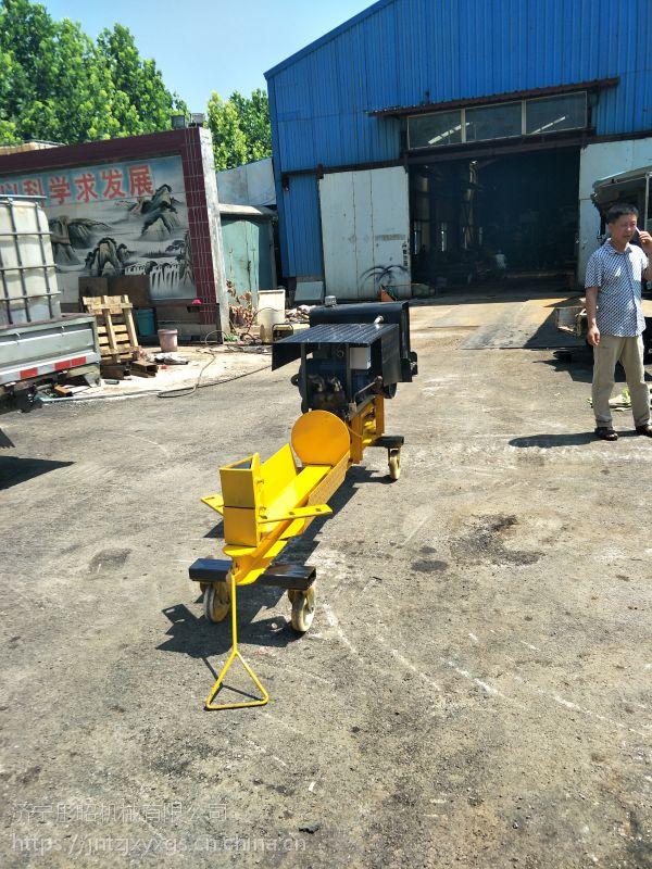 卧式劈木机 小型电动劈木机 液压劈柴机 厂家直销图片