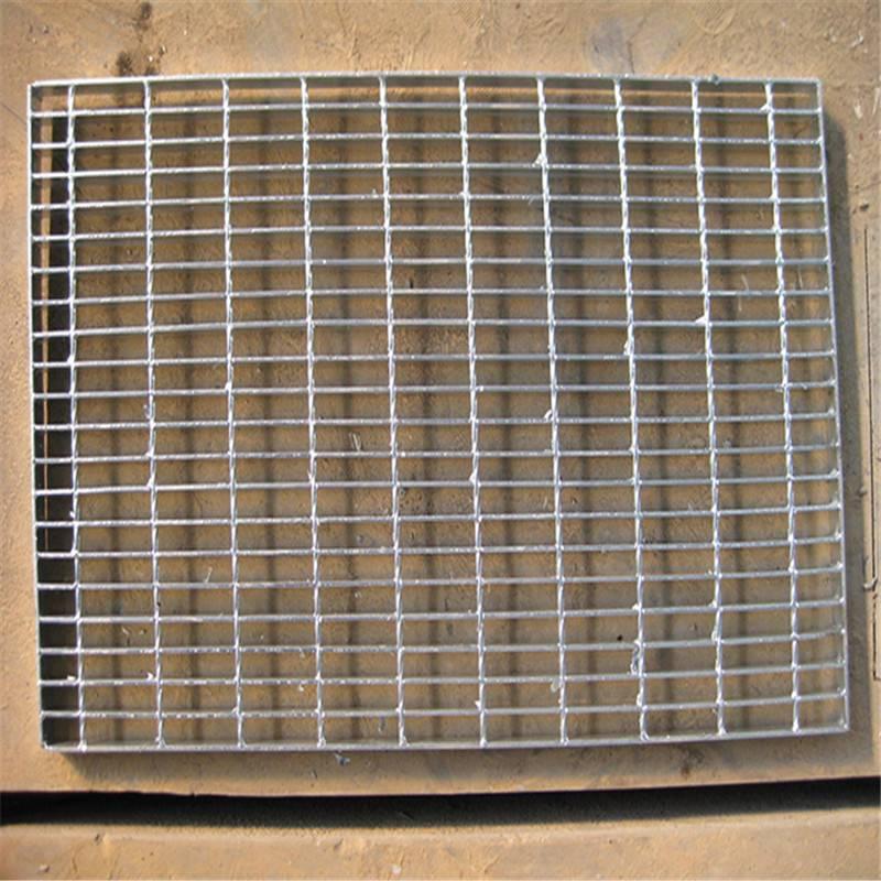 活动钢格栅 重型水沟盖板 对插格栅板