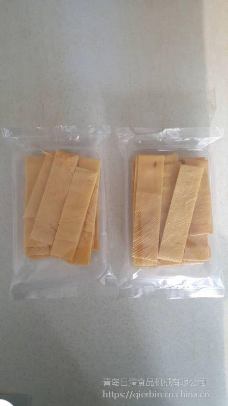 供应青岛日清豆皮自动包装机