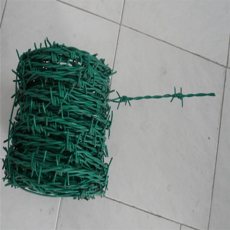 钢刺绳 刺绳厂家 刀片刺网厂