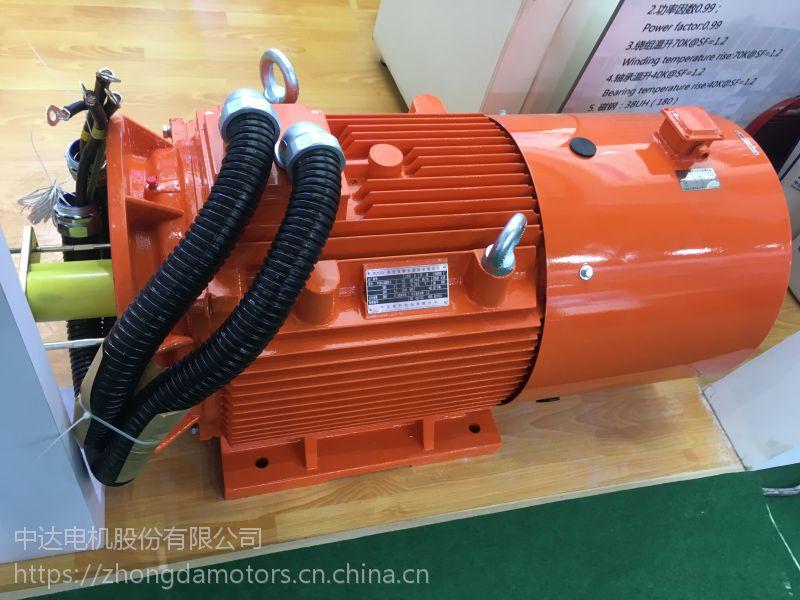 ZYS 系列压缩机专用三相异步电动机ZYS 160M2-2-15kW SF=1.2中达电机