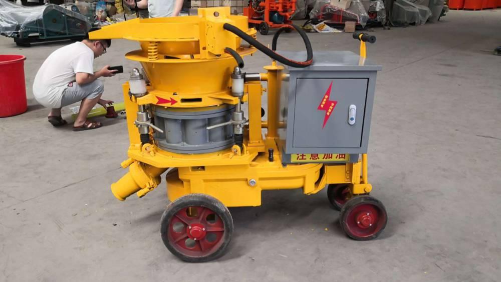 贵州清镇5立方干式喷浆机,护坡喷浆设备,护坡喷锚机价格