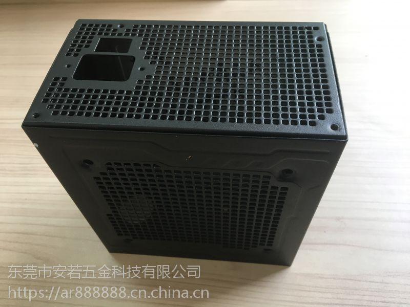 提供PC电源外壳 镀锌板 快速出样 精密五金件可制定加工东莞安若五金