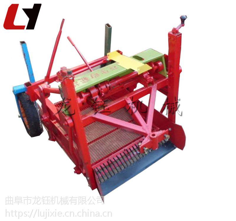 舟山红薯收获机型号 多功能收获机械